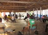 Colombie_Accompagnement durant une réunion de la communauté ©PWS2013