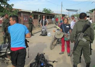 Colombie_Barrage policier©PWS2012