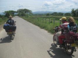 Colombie_Les modes de déplacement des observateurs sont variés©PWS2013
