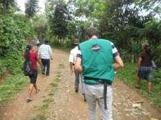 Guatemala_Accompagnement de témoins du procès pour génocide @PWS 2013
