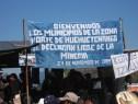 Guatemala_Manifestation contre les projets miniers à HuehuetenangoColombie_Déplacement des observateurs en chaloupe©PWS2009
