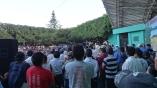 Guatemala_Réunion lors de la libération de prisonniers politiques à Barillas©PWS2013