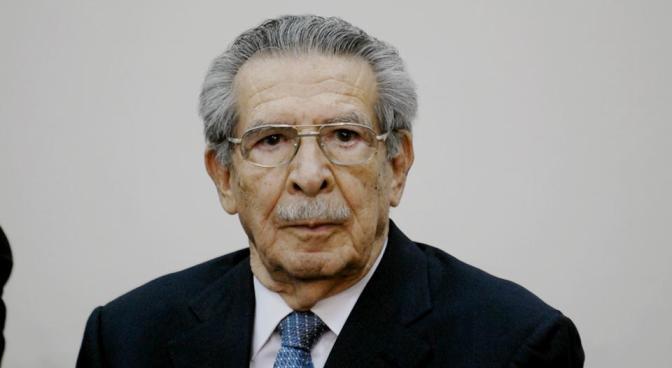 Ríos Montt – wie geht es weiter?