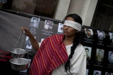 Ein Wendepunkt in Guatemalas Vergangenheitsbewältigung?