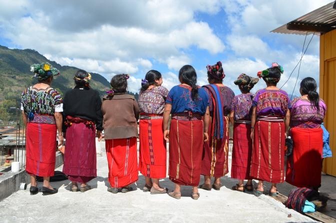 Kampf um Gerechtigkeit der Ixiles geht weiter