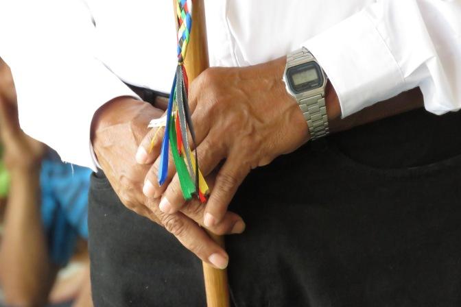 Das Ch'orti' Volk schreibt Geschichte