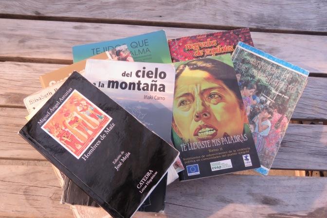 Welttag des Buches in Guatemala