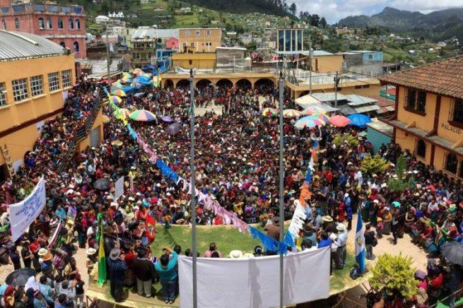 Indigene Gemeindeanführer freigesprochen