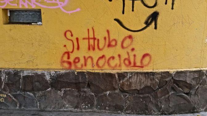 """GUATEMALA CITY – """"NI EL OLVIDO – NI EL PERDÓN"""""""