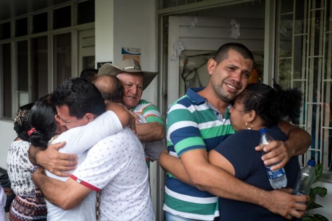 Gute Neuigkeiten aus El Guayabo