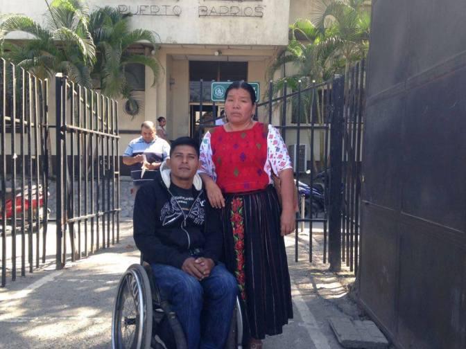 Zwischen Hoffnung und Bangen in Puerto Barrios