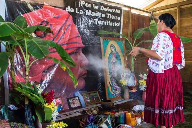 Der «Día Internacional de la Madre Tierra» in El Estor