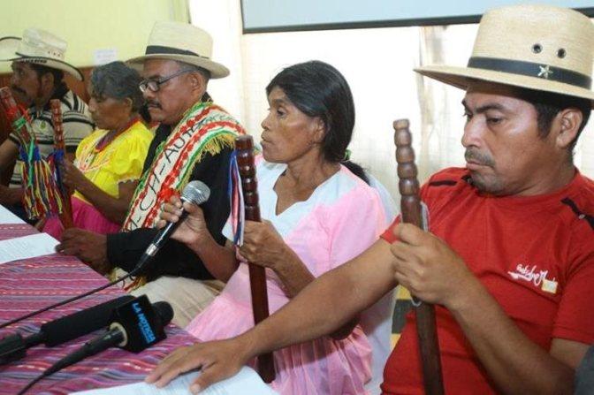 Die Kriminalisierung der Ch'orti' aus Corozal Arriba geht weiter