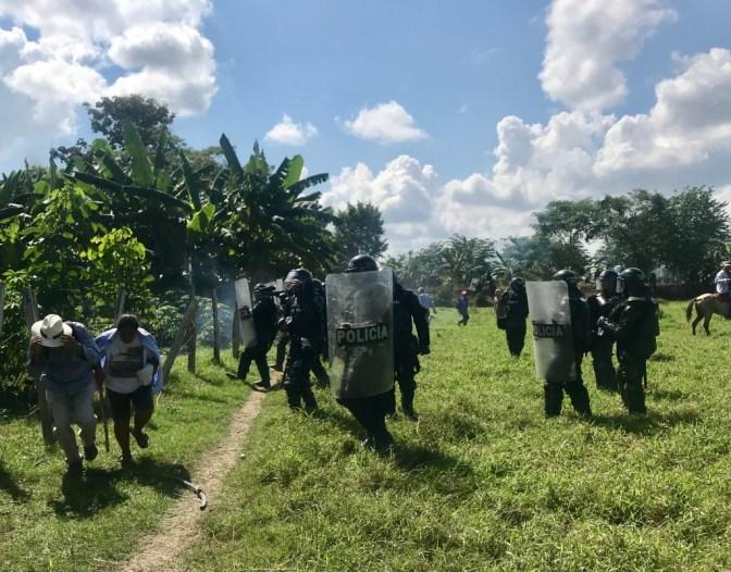 Kolumbien: Staat verrät Opfer des Konflikts – illegale Vertreibungen gehen weiter